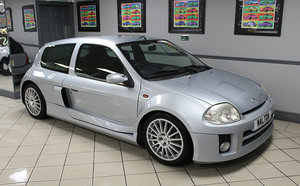 2001 Renault Sport Clio V6 For Sale