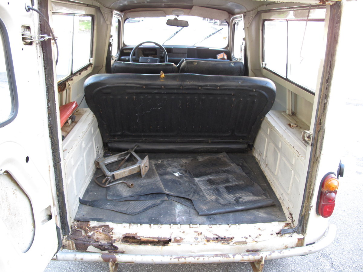 1984 Renault 4 F For Sale (picture 4 of 6)