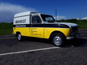 1983 Renault F6 Van Forsale For Sale