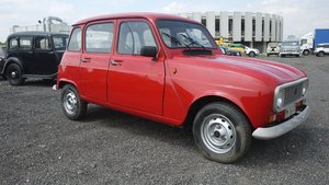 1992 Renault 4 For Sale by Auction