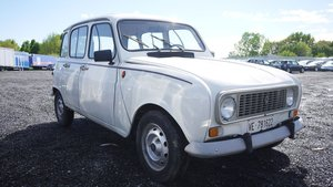 1989 Renault 4 TL For Sale by Auction
