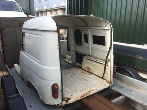 1980 Renault 4 Van Trailer Project For Sale
