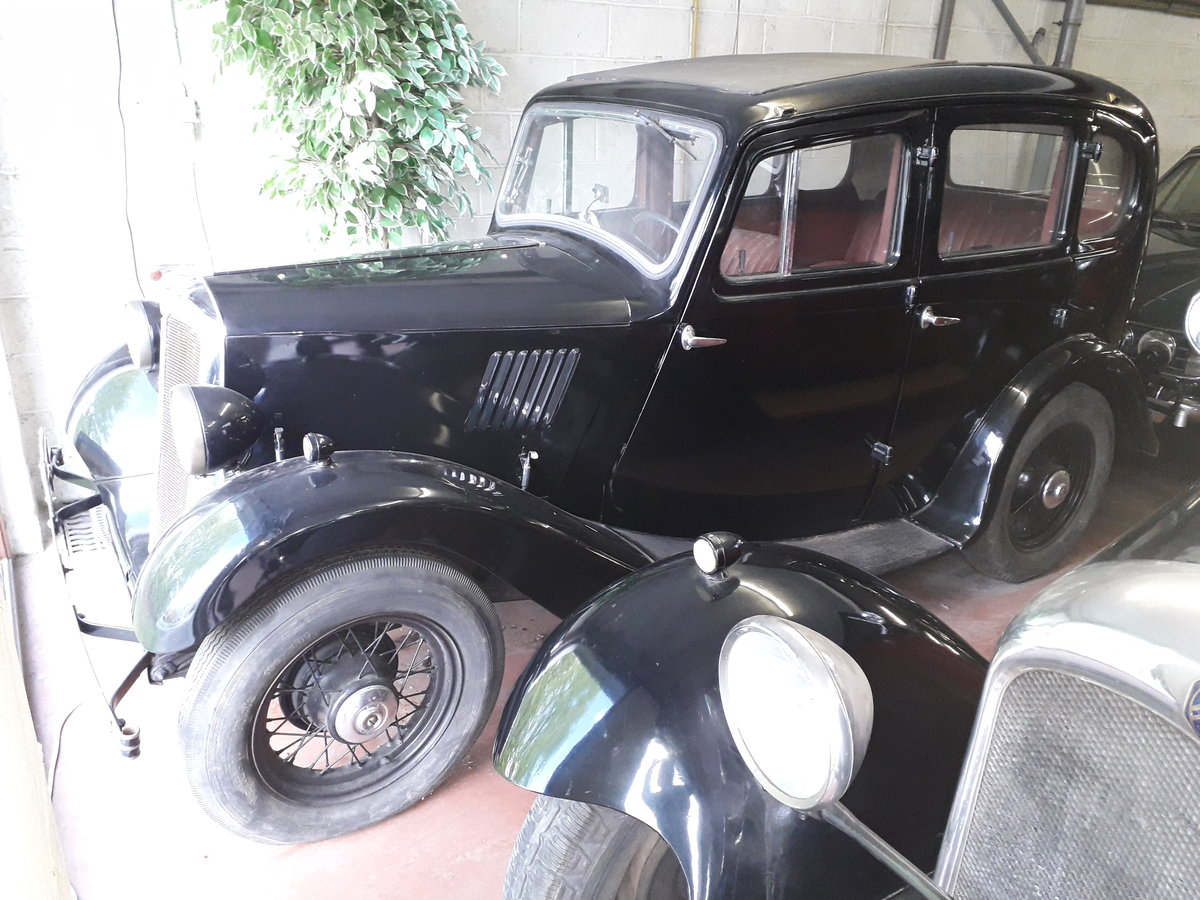 1936 RENAULT VIVA 4  For Sale by Auction (picture 1 of 5)