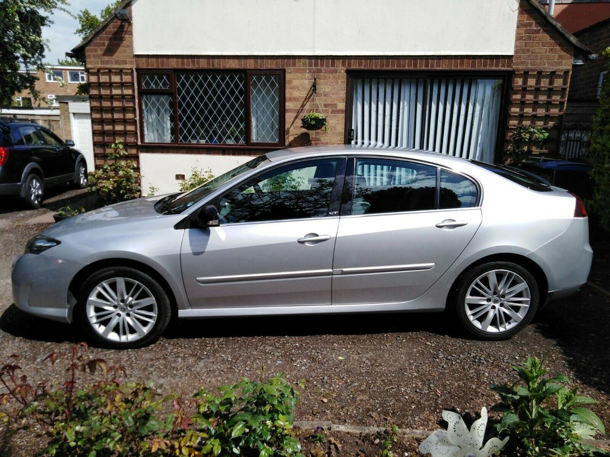2008 Renault Laguna III 2.0 Turbo GT 205 - 4W steering SOLD (picture 1 of 6)