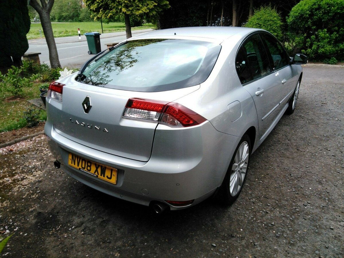 2008 Renault Laguna III 2.0 Turbo GT 205 - 4W steering SOLD (picture 4 of 6)