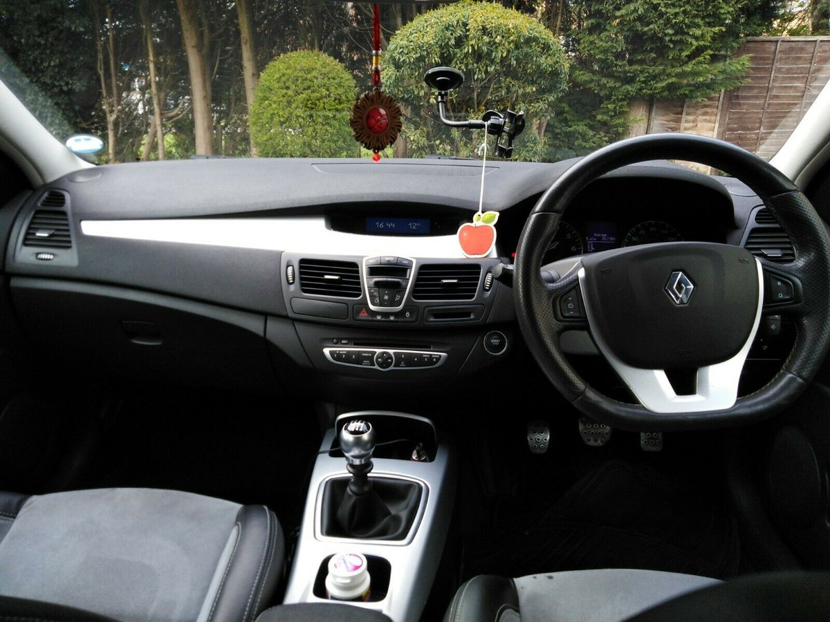 2008 Renault Laguna III 2.0 Turbo GT 205 - 4W steering SOLD (picture 5 of 6)