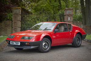 1982 Renault Alpine A310 V6 - Fabulous Example - on The Market For Sale by Auction