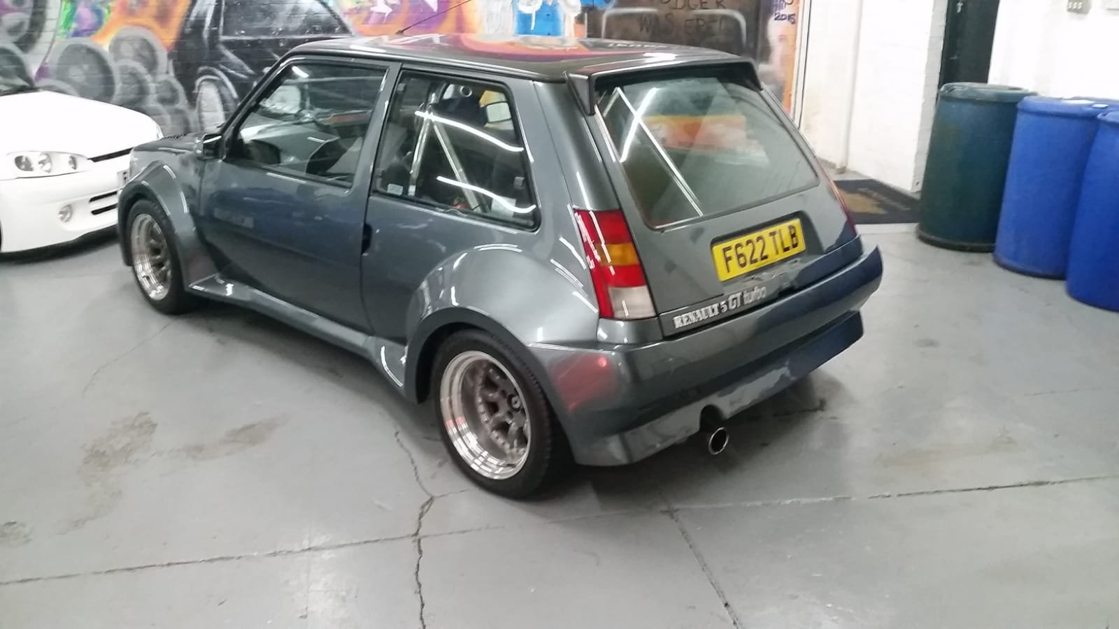 1989 renault 5 gt turbo montacarlo,1 of 2,show winner For Sale (picture 4 of 5)