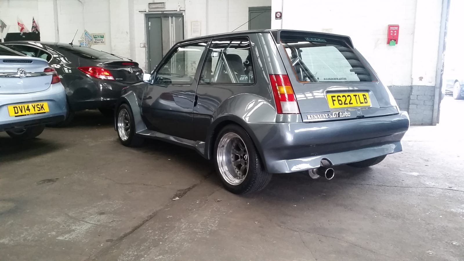 1989 renault 5 gt turbo montacarlo,1 of 2,show winner For Sale (picture 5 of 5)
