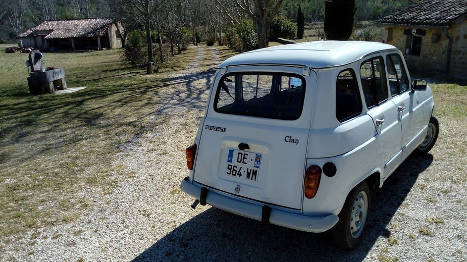 1993 Numbered final series restored R4 collector model For Sale (picture 3 of 6)