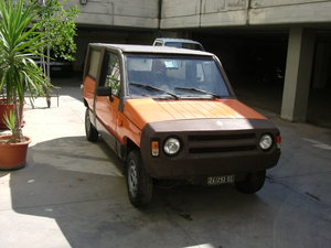 1982 Renault 5 Rodeo For Sale