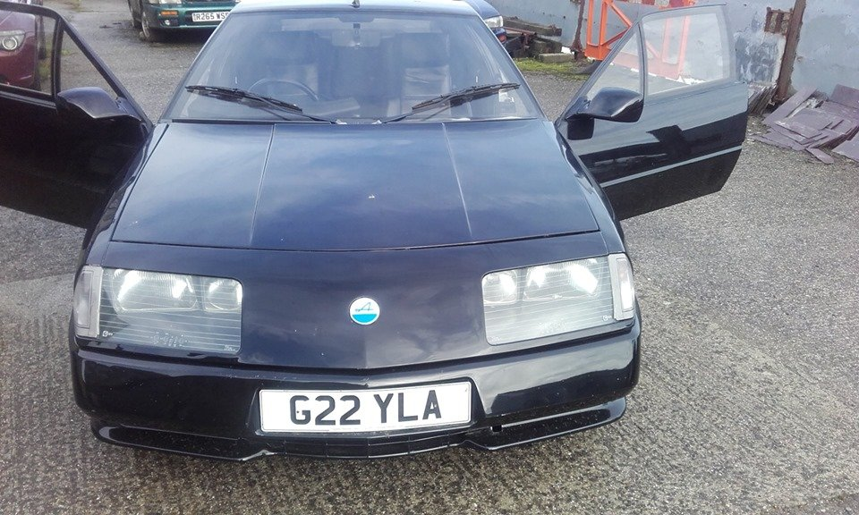 1989 Renault GTA Great car with good investment potenti For Sale (picture 1 of 6)