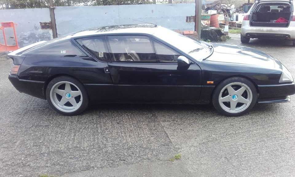 1989 Renault GTA Great car with good investment potenti For Sale (picture 2 of 6)