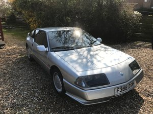 1988 Renault Alpine GTA V6 Turbo For Sale