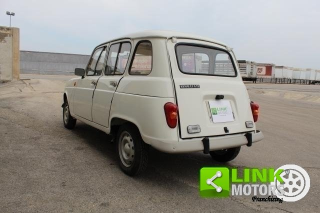 RENAULT 4 850 TL 1985 - MOTORE NUOVO For Sale (picture 2 of 6)