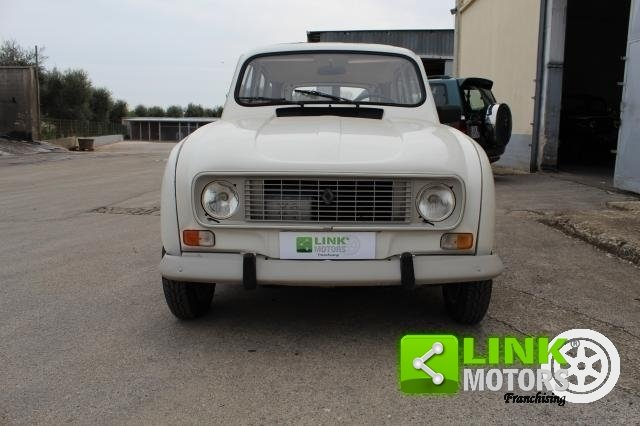RENAULT 4 850 TL 1985 - MOTORE NUOVO For Sale (picture 3 of 6)