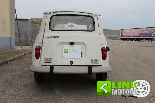 RENAULT 4 850 TL 1985 - MOTORE NUOVO For Sale (picture 4 of 6)