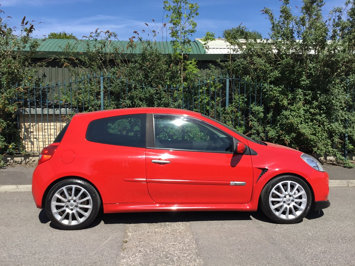 2008 RenaultSport Clio 197... 2 L.16 valve For Sale (picture 3 of 6)