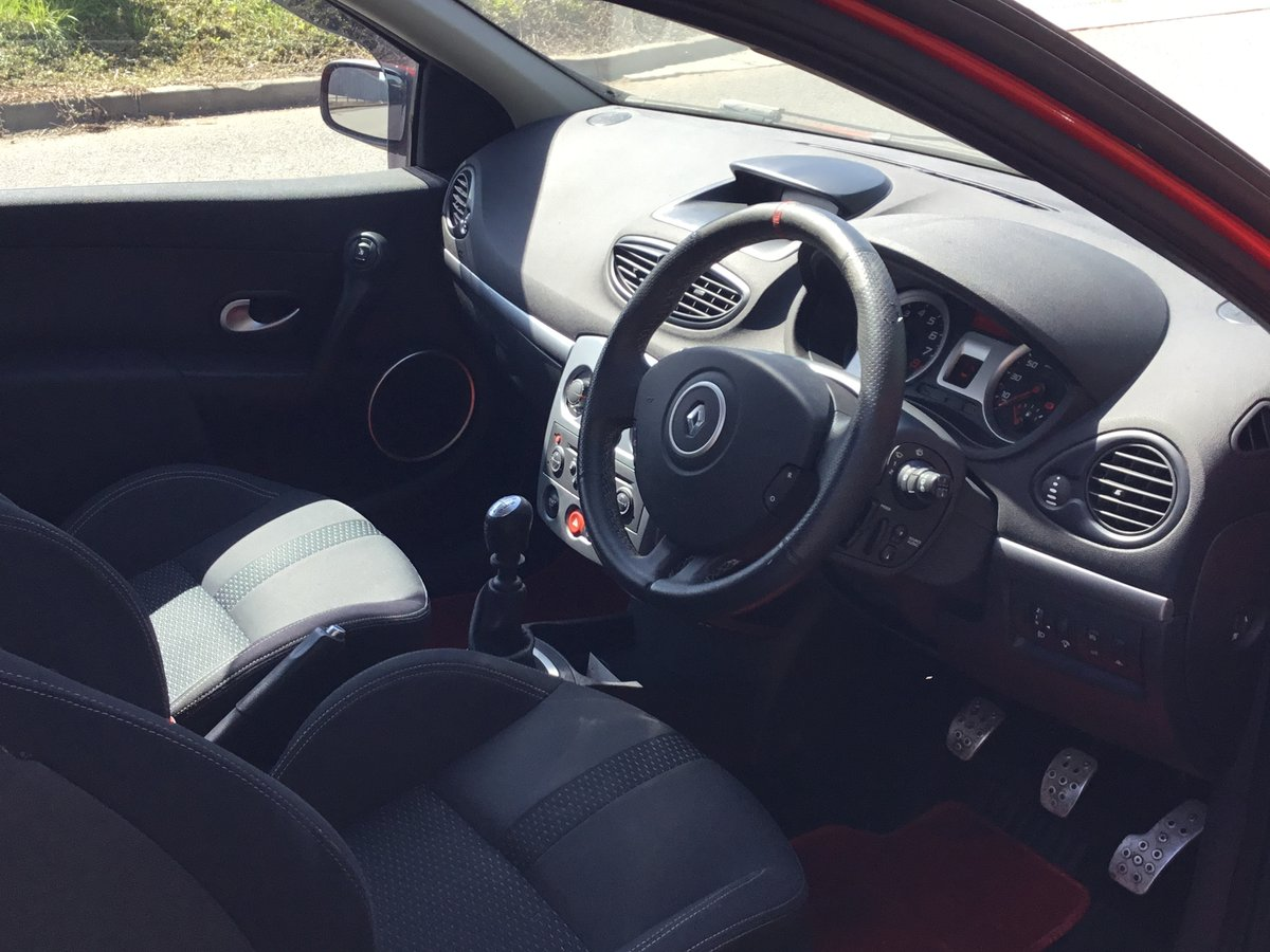 2008 RenaultSport Clio 197... 2 L.16 valve For Sale (picture 5 of 6)