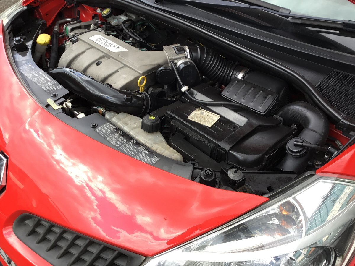 2008 RenaultSport Clio 197... 2 L.16 valve For Sale (picture 6 of 6)