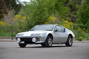 1979 Alpine Renault A310 V6 - No reserve For Sale by Auction