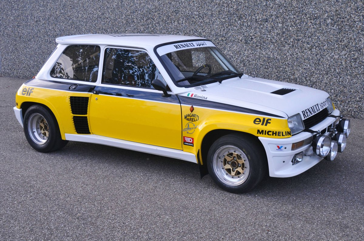 1982 Renault 5 Maxi Turbo Gr.4 For Sale (picture 1 of 6)