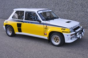 1982 Renault 5 Maxi Turbo Gr.4 For Sale