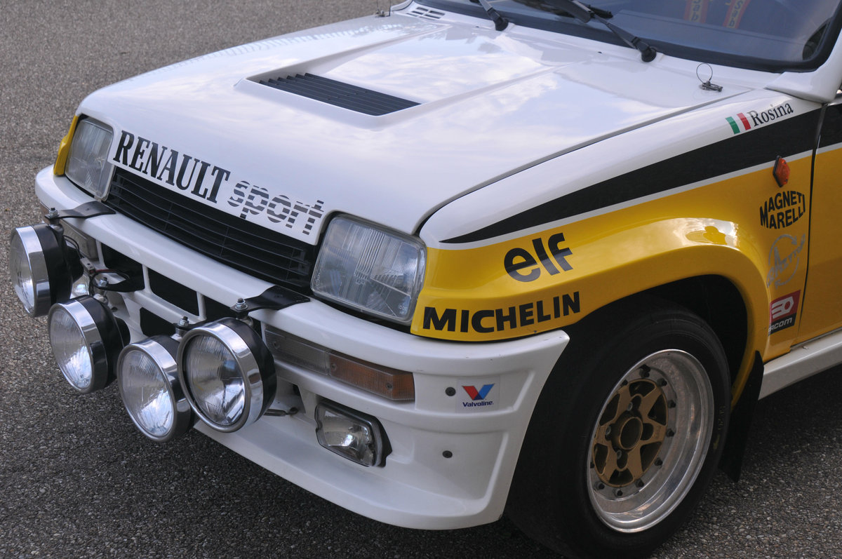 1982 Renault 5 Maxi Turbo Gr.4 For Sale (picture 3 of 6)