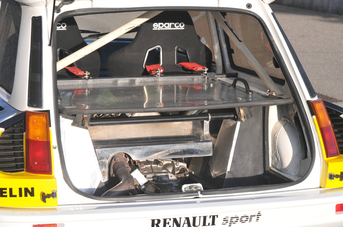 1982 Renault 5 Maxi Turbo Gr.4 For Sale (picture 4 of 6)