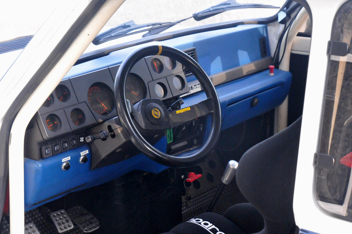 1982 Renault 5 Maxi Turbo Gr.4 For Sale (picture 5 of 6)