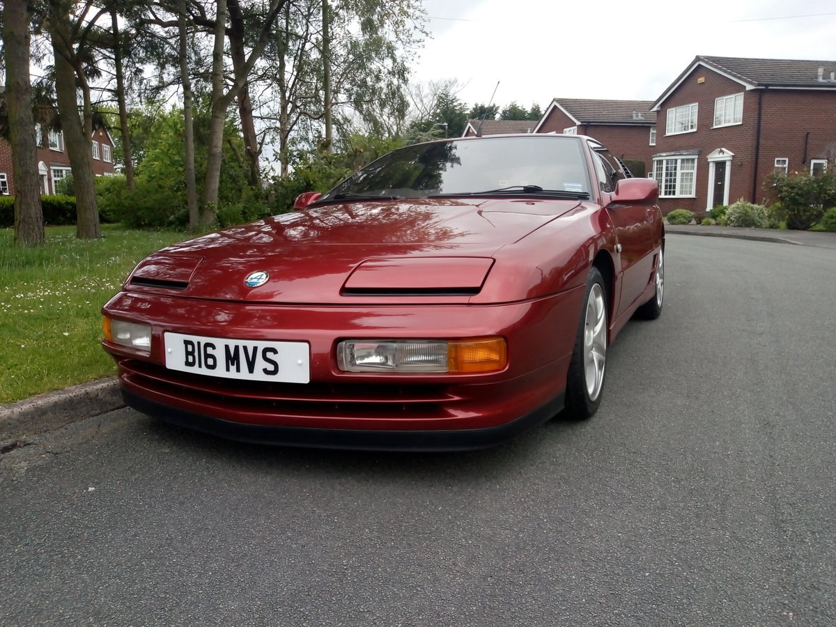 1994 Renault Alpine A610 Turbo For Sale (picture 4 of 6)