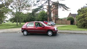 1997 renault clio automatic mk2 1.4 rt For Sale