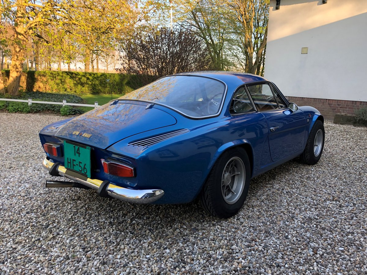 Alpine Renault A110 1971 For Sale (picture 6 of 6)