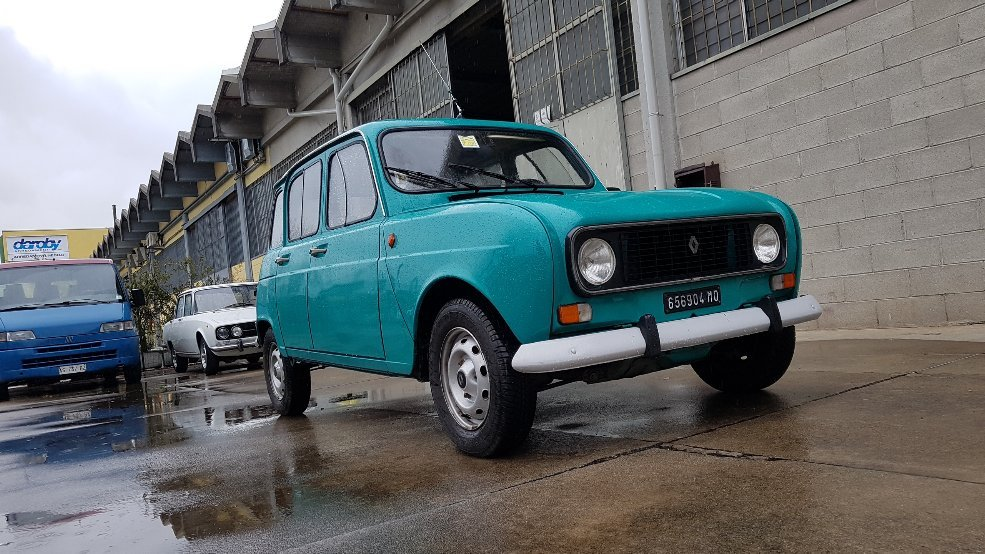 1985 wonderful r4 tl For Sale (picture 1 of 6)