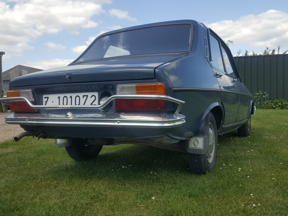1970 Renault 12 on its way from spain soon NOW HERE For Sale (picture 2 of 6)