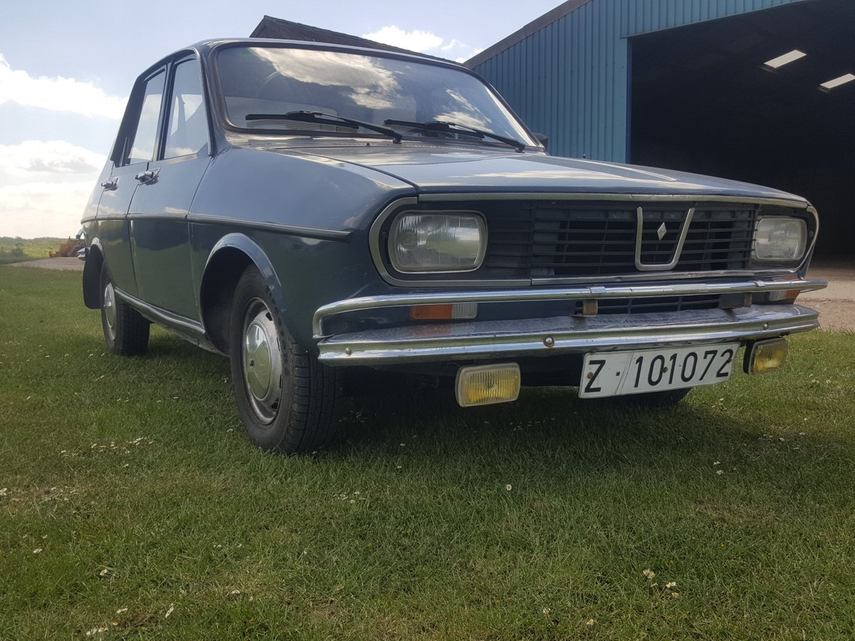 1970 Renault 12 on its way from spain soon NOW HERE For Sale (picture 6 of 6)