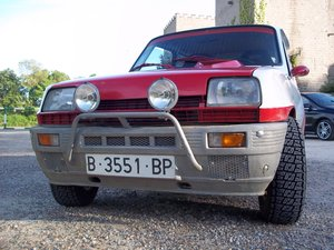 Renault - 5 TL motor TS - 1976 For Sale