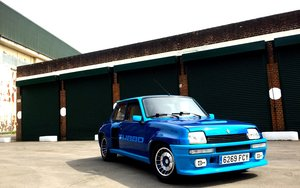 1981 Renault 5 Turbo 1 For Sale
