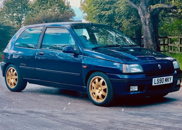 1994 Renault Clio Williams For Sale (picture 1 of 6)