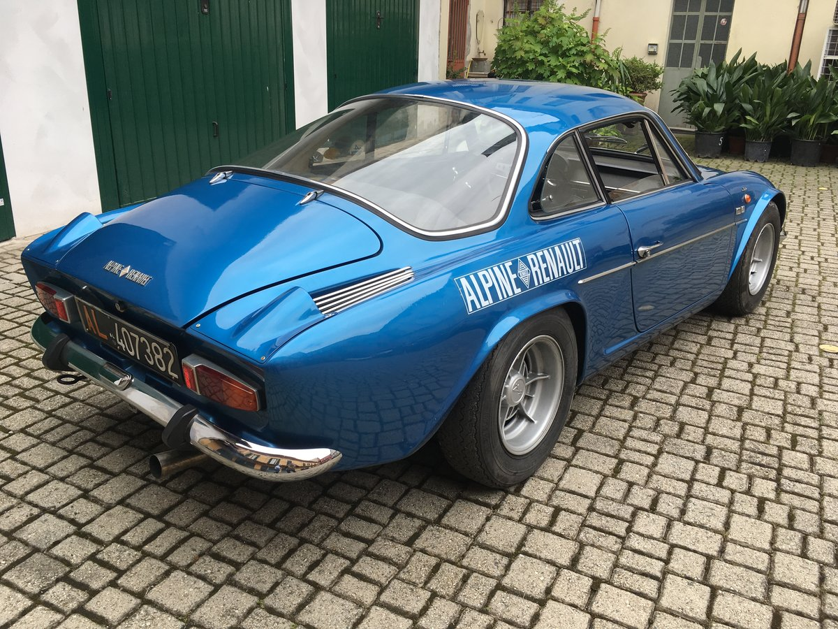 1971 Alpine Renault A110 1600s For Sale (picture 2 of 6)