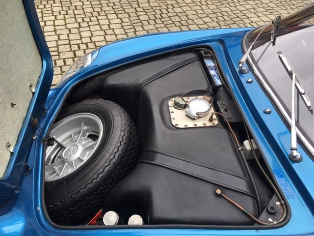 1971 Alpine Renault A110 1600s For Sale (picture 4 of 6)