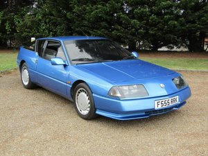 1989 Renault Alpine GTA V6 at ACA 15th June  For Sale