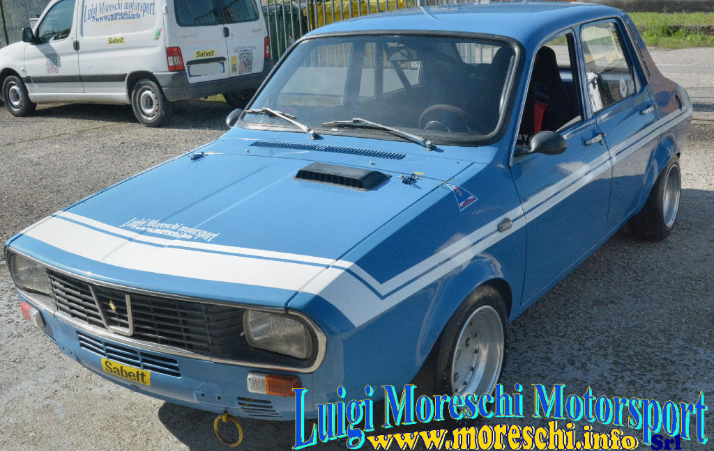 1972 Renault Gordini R12 Gr 2 SOLD (picture 1 of 6)
