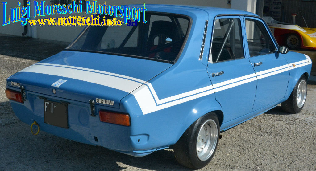 1972 Renault Gordini R12 Gr 2 SOLD (picture 4 of 6)