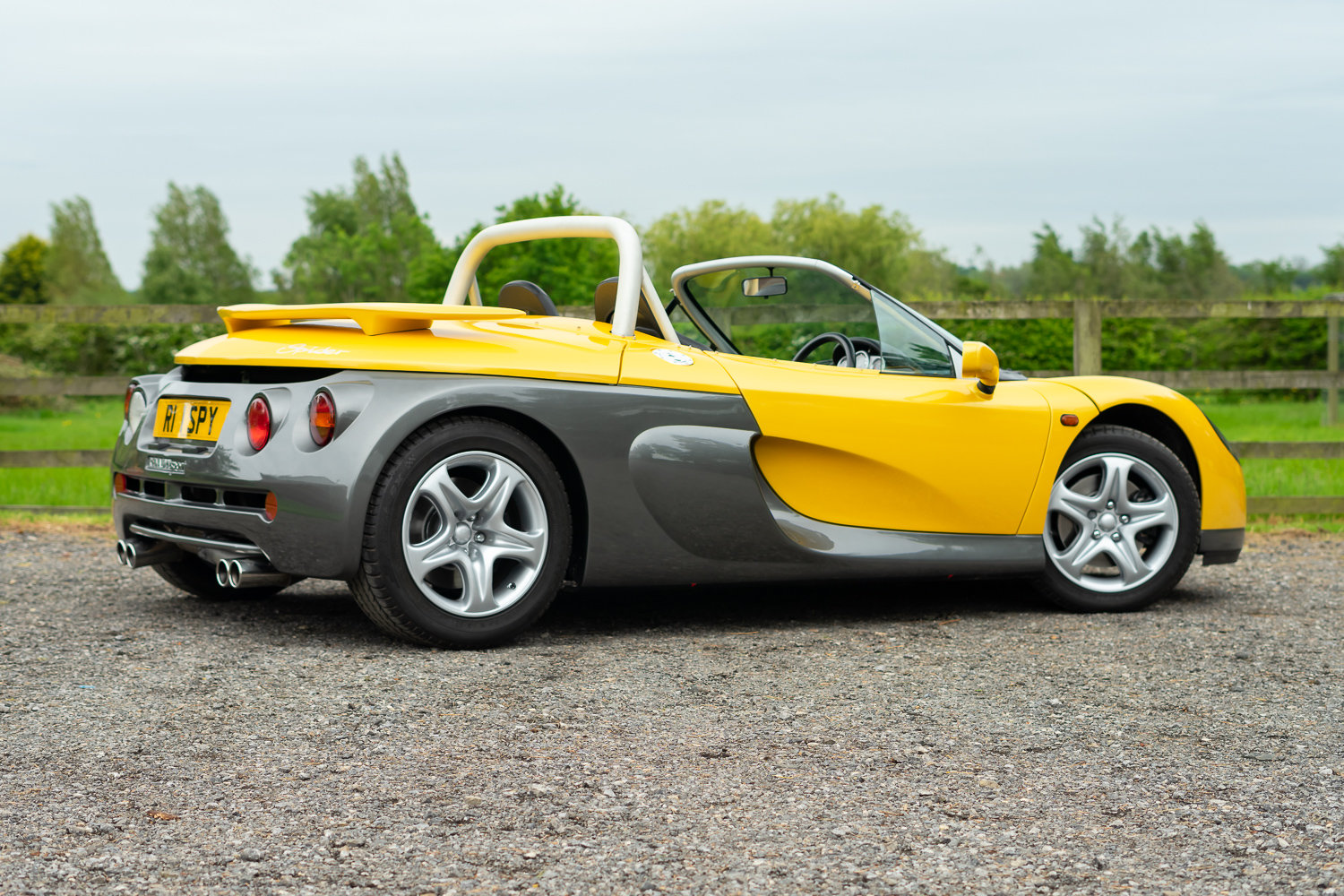 1998 Renault Sport Spider **NOW SOLD** For Sale (picture 3 of 6)