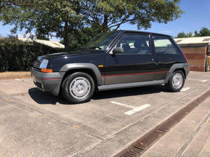1986 Renault 5 GT TURBO Phase 1 For Sale