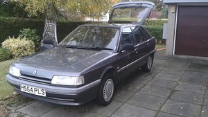 1990 Renault 21 GTX 2.0 Injection Hatchback For Sale