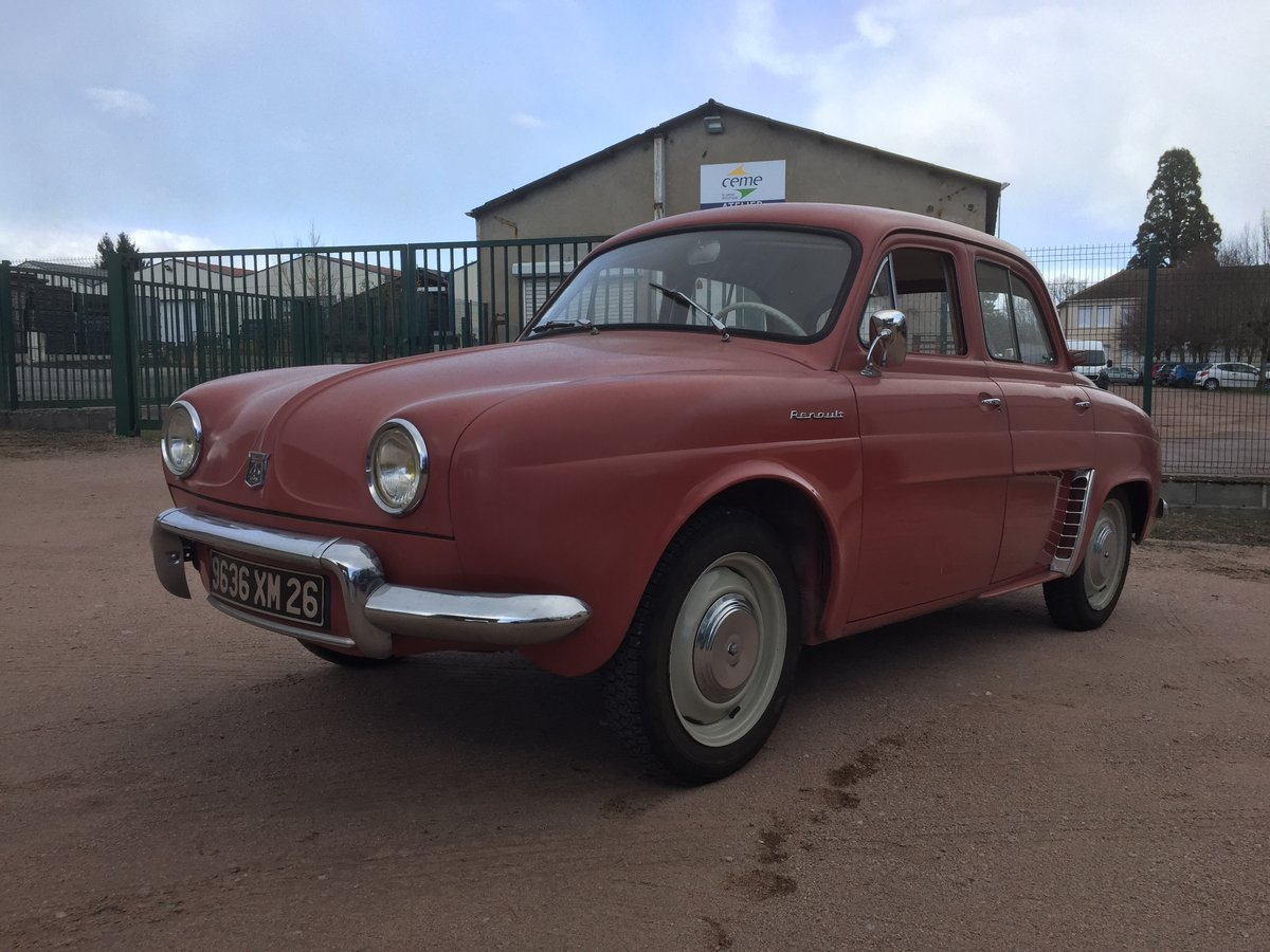 Renault Dauphine 1959 For Sale (picture 1 of 5)