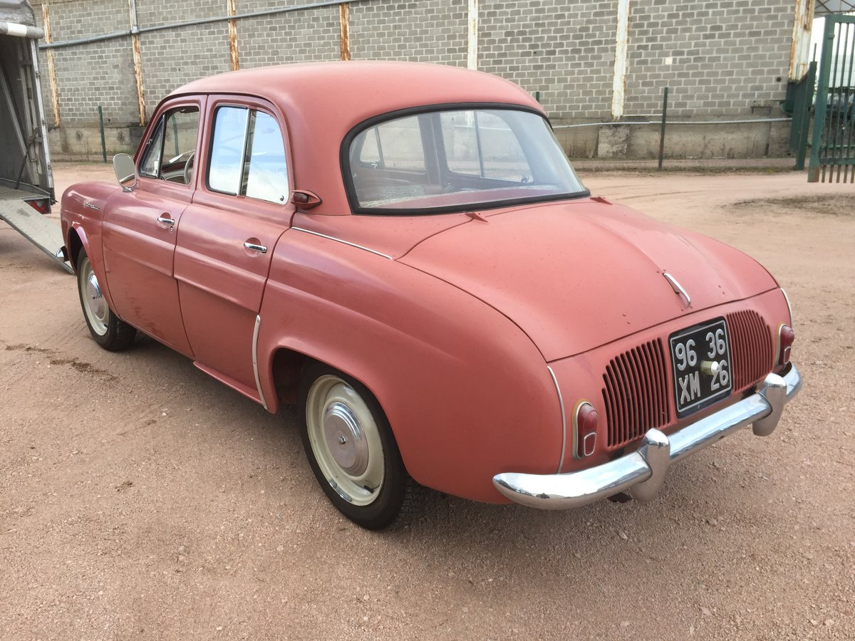 Renault Dauphine 1959 For Sale (picture 2 of 5)