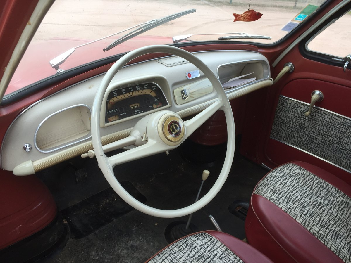 Renault Dauphine 1959 For Sale (picture 5 of 5)